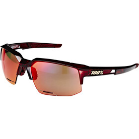 100% Speedcoupe STD Glasses cherry palace | mirror